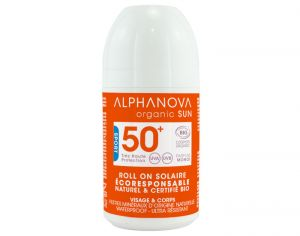 ALPHANOVA Sun Extreme Roll-On Solaire Très Haute Protection - SPF50