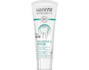 LAVERA Dentifrice Dents Sensibles Basis Sensitiv - 75 ml