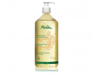 MELVITA Shampooing Familial Extra Doux - 1L