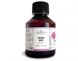 MYCOSMETIK Hydrolat Rose Bio - 50ml