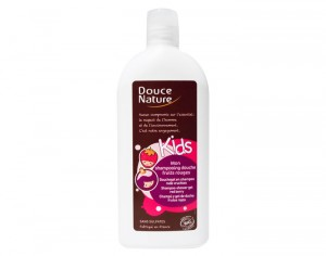 DOUCE NATURE KIDS Mon Shampooing Douche Fruits Rouges - 300 ml