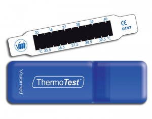 VISIOMED BABY Indicateur Frontal de Température Thermotest