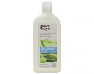 DOUCE NATURE Lotion Micellaire Démaquillante - 300 ml