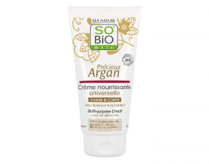 SO'BIO Crème Universelle Plaisirs d'Argan - 125 ml