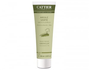 CATTIER Argile Verte Pr�te � l'emploi Tube - 100 ml