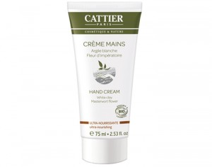 CATTIER Cr�me Mains Ultra-Nourissante - 75 ml