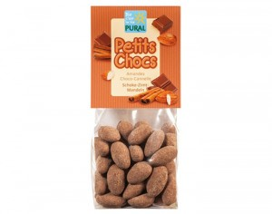 PURAL Petits Chocs - Amande Chocolat Cannelle - 100 g