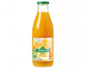 BONNETERRE Pur Jus d'Orange - 1L