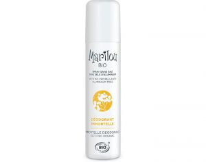 MARILOUBIO Déodorant Spray - Immortelle - 75 ml