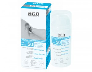 ECO COSMETICS Lotion Solaire SPF 50 Neutral - 100 ml
