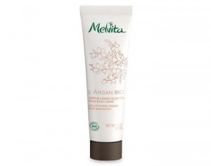 MELVITA Cr�me Mains Velout�e Argan Bio 30 ml