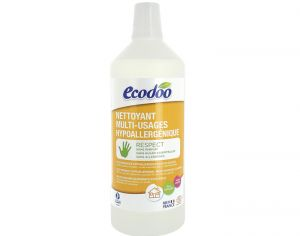 ECODOO Nettoyant Multi-Usages Hypoallergénique Respect Recharge 1 L