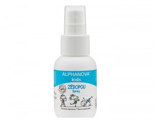 ALPHANOVA Kids Spray Zéropou - 50 ml
