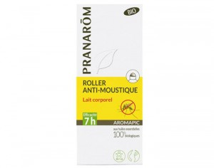 PRANAROM Aromapic Roller Anti-Moustique Bio - 75 ml