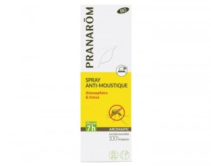 PRANAROM Aromapic Spray Anti-Moustique Bio - 100 ml
