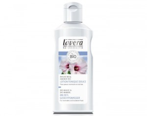 LAVERA Lotion Tonique Douce - Mauve - 125 ml
