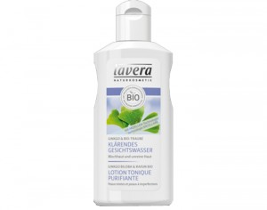 LAVERA Lotion Tonique Purifiante - Ginkgo Biloba - 125 ml
