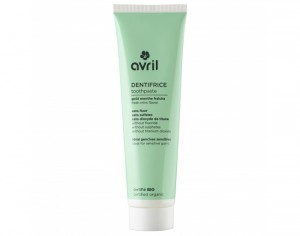 AVRIL Dentifrice à la Menthe - 75 ml