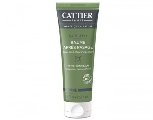 CATTIER Baume Apr�s-rasage - Pare-feu - 75 ml
