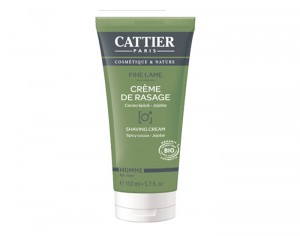 CATTIER Cr�me de Rasage - Fine Lame - 150 ml