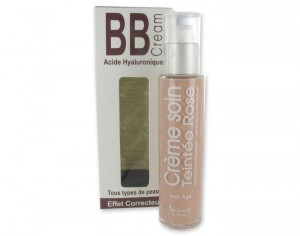 NATURADO BB Cr�me � l'Acide Hyaluronique - Rose - 50 ml
