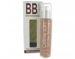 NATURADO BB Crème à l'Acide Hyaluronique - Bronze - 50 ml