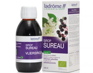 LADROME Concentré à Base de Sureau - 150 ml