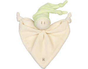 KEPTIN JR Doudou Zmooz Small - Lime