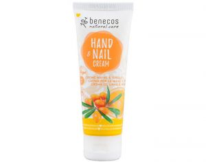 BENECOS Crème Mains et Ongles Argousier et Orange - 75 ml Argousier et Orange