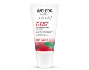 WELEDA Gel Gingival � la Sauge - 30 ml