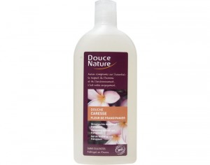 DOUCE NATURE Gel Douche Caresse Sans Sulfates - 300 ml