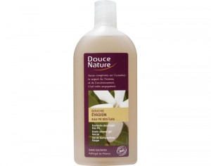DOUCE NATURE Gel Douche Evasion Sans Sulfates - 300 ml