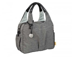 LASSIG Green Label Ecoya - Sac à Langer Global Bag - Anthracite
