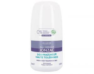 JONZAC Réhydrate - Déodorant Hypoallergénique Roll On - 50 ml