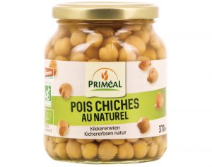 PRIMEAL Conserve de Pois Chiches - 370 ml