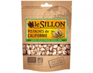 LE SILLON Pistaches Nature - 125g