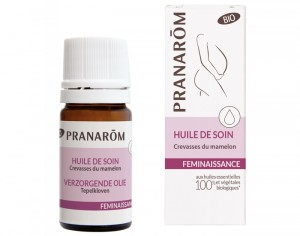 PRANAROM Crevasses du mamelon - 5 ml