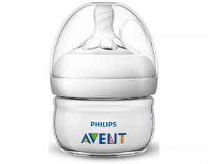 AVENT Biberon Natural Bottle Nouveau Né - 60ml
