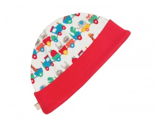 FRUGI Bonnet Balade en Train 3-6 mois