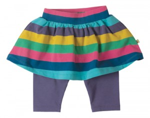 FRUGI Ensemble Jupe + Legging
