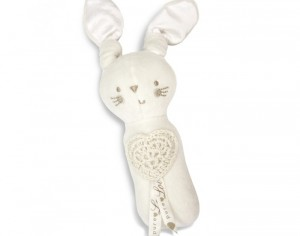 NATURESPUREST Pure Love - Hochet Bunny Rattle