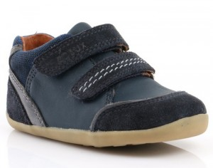 BOBUX Step Up Chaussures Bébé Tumble - Navy 20