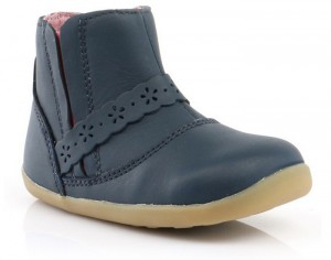 BOBUX Step Up Chaussures Bébé Ride - Navy