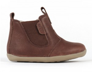 BOBUX Step Up Chaussures Bébé Jodphur - Toffee