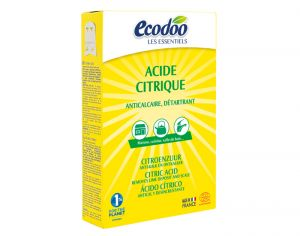 ECODOO Acide Citrique - 350 g