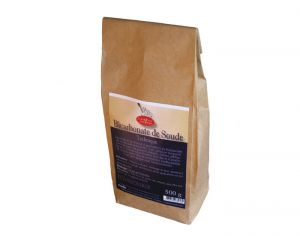 LA DROGUERIE ECOPRATIQUE Bicarbonate de Soude Technique Sac 500g