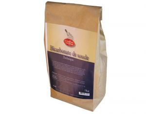 LA DROGUERIE ECOPRATIQUE Bicarbonate de Soude Technique Technique Sachet 1Kg