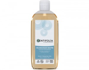 CENTIFOLIA Gel Moussant Neutre - 250 ml 1 flacon