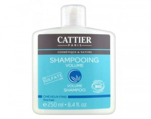 CATTIER Shampooing Volume Sans Sulfates - 250 ml