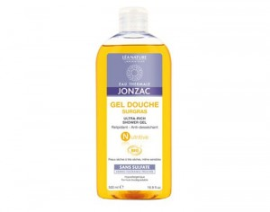 JONZAC Nutritive Gel Douche Surgras - 500 ml